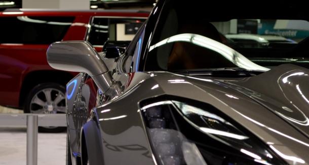 All the aerodynamics.