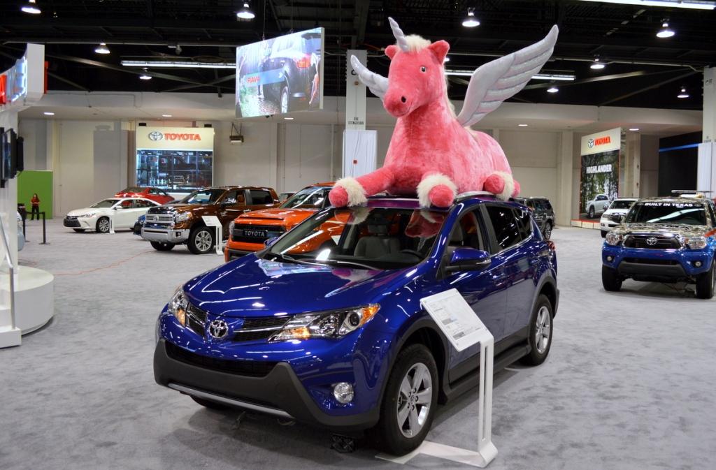 Toyota Unicorn Pegasus
