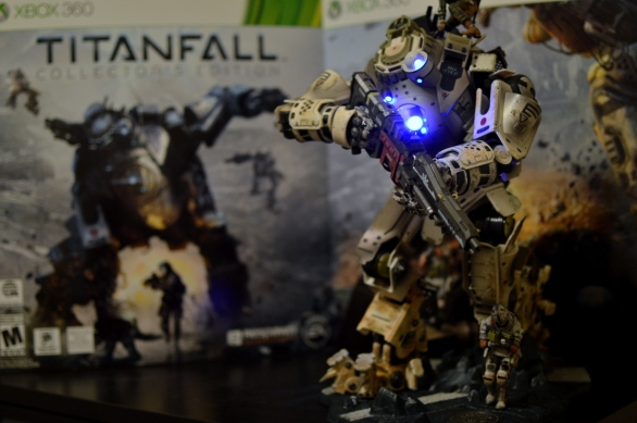 Prepare for Titanfall