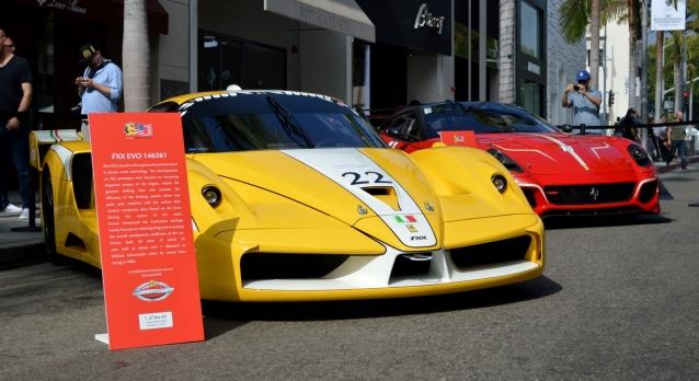 FXX EVO and 599XX EVO