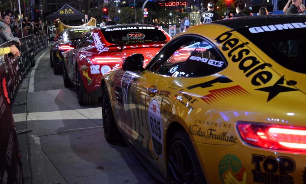 2015 Gumball 3000 Rally
