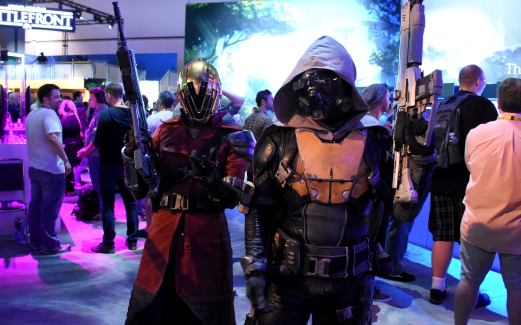 Destiny Guardians.