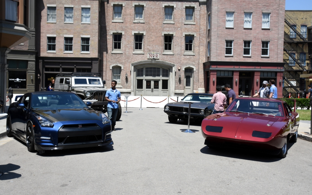 Fast & Furious - Supercharged