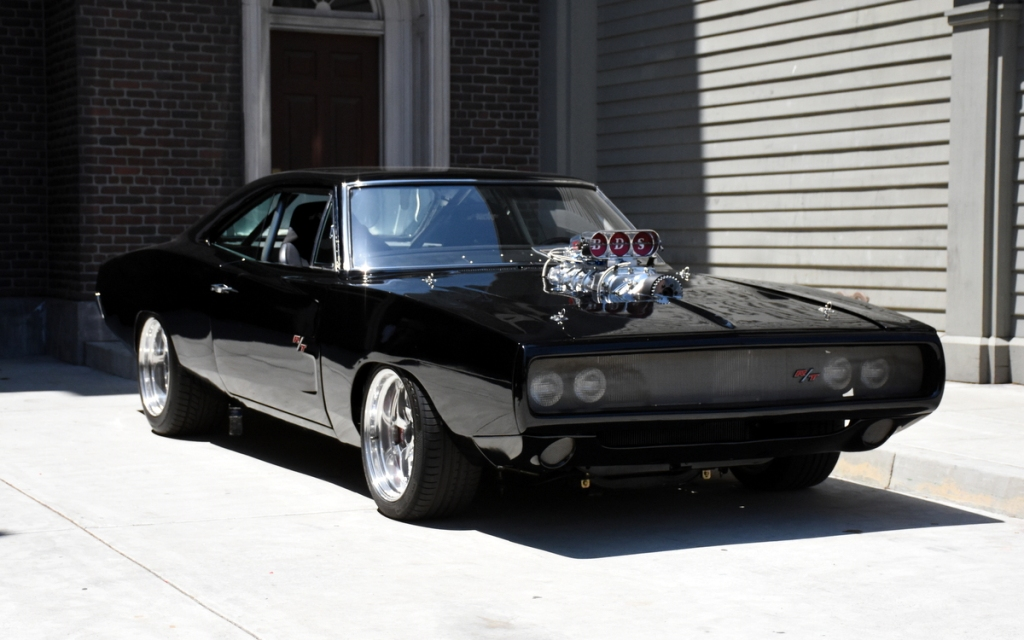 Dom's 1970 Charger