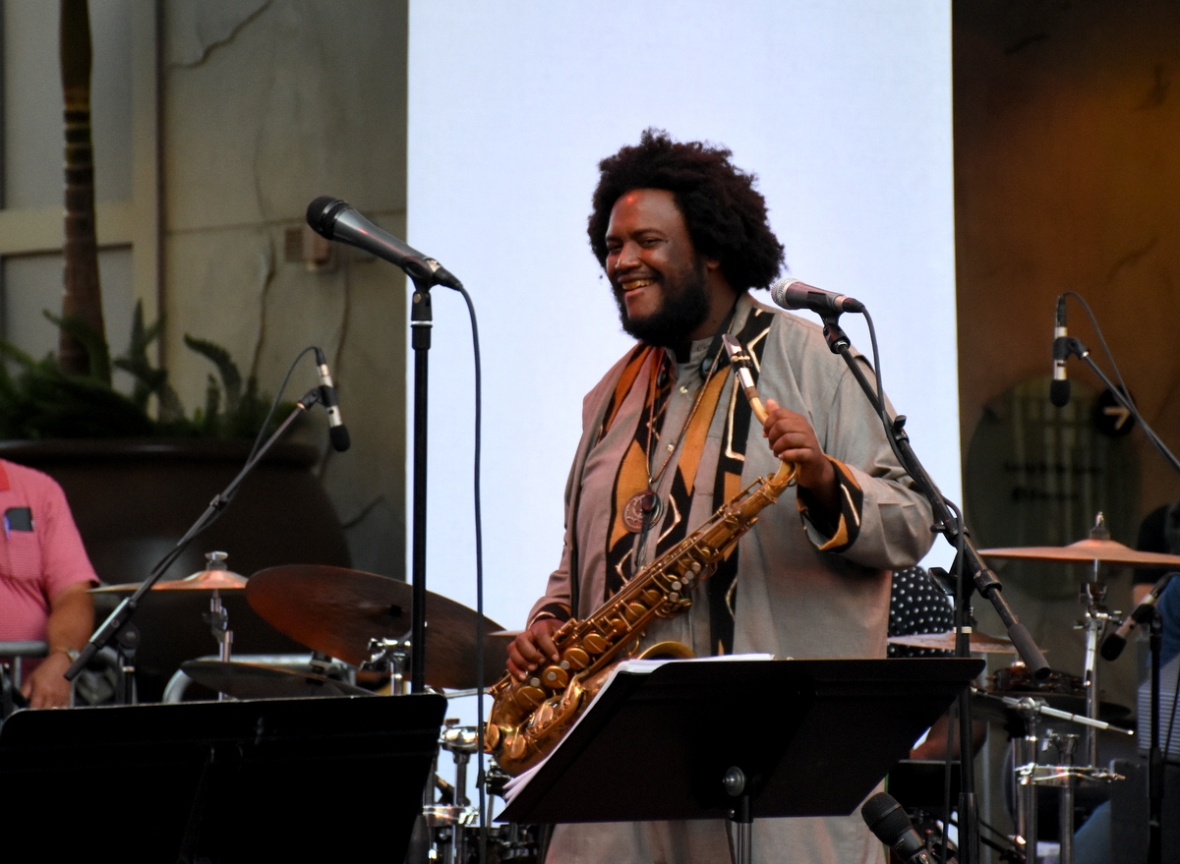 Kamasi Washington - Wine & Jazz